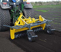 Blec Power Box Rake hire from Dial a Digger in Hampshire